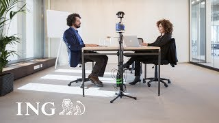 ING - Virtual Job Interview Experience