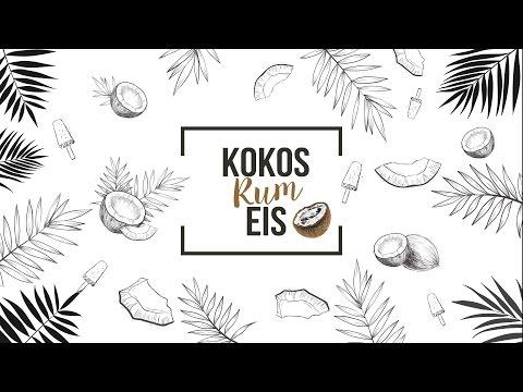 Selbstgemachtes Kokos-Rum-Eis   WESTWING DIY-Tipps