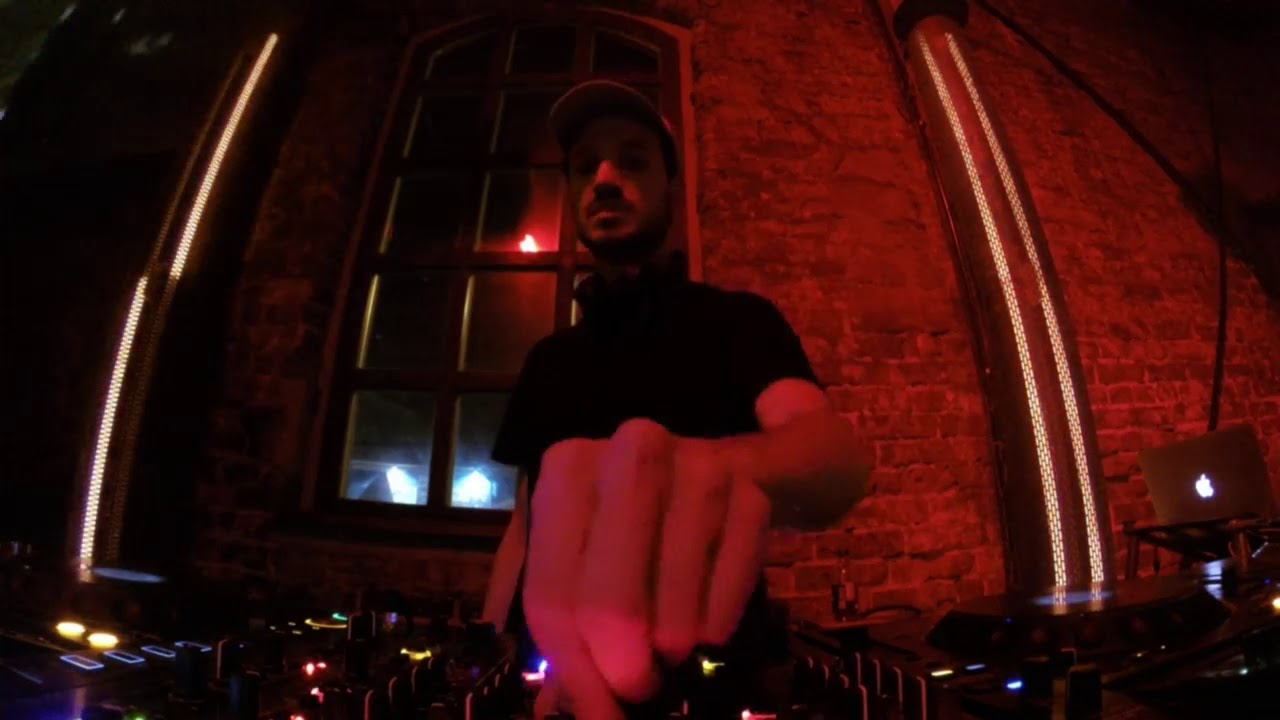 Daniele Di Martino - Live @ Get Physical Sessions Episode 94 x Crack Bellmer Berlin 2018