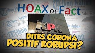 Hoax or Fact: Anggota DPR Dites Corona Malah Positif Korupsi?