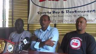 preview picture of video 'Caribbean Fight League - Massacre 6 MMA in Barbados, 23rd August'