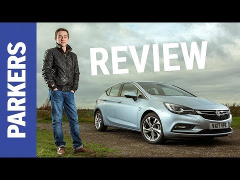 Vauxhall Astra Hatchback Review Video