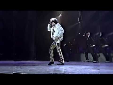 Michael Jackson - Smooth Criminal - Live Auckland 1996 - HD