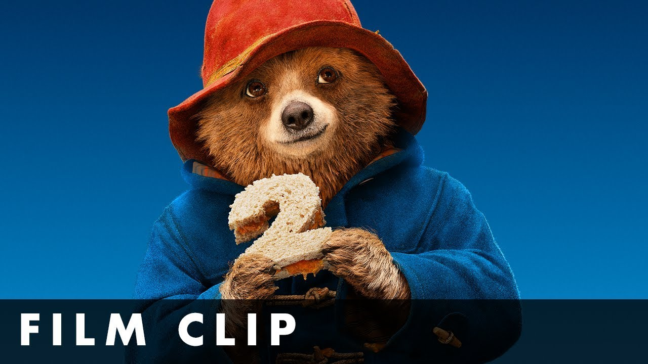 Trailer för Paddington 2