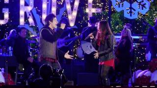 Charice singing  'Jingle Bell Rock'