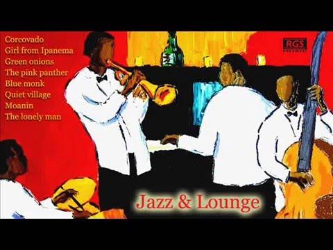 Jazz & Lounge. 1 hora de música jazz. Jazz-Exótica-Lounge
