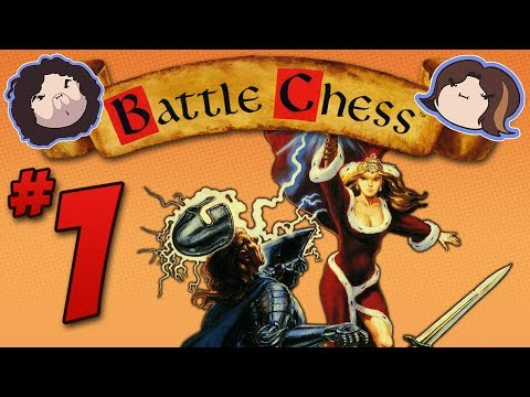 Battle Chess Atari