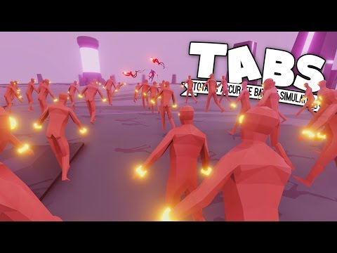 The DARK PEASANT Is UNKILLABLE in Totally Accurate Battle Simulator