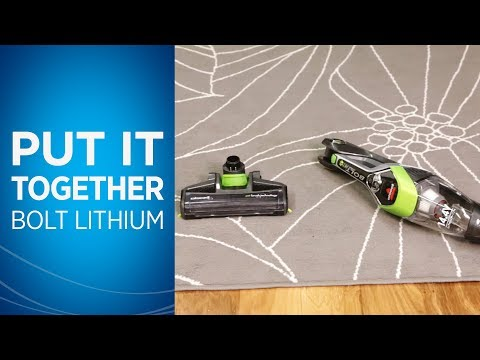 BOLT Lithium - Assembly
