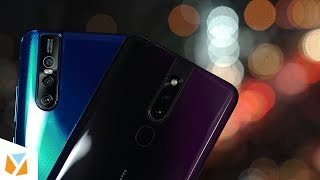 Vivo V15 Pro vs OPPO F11 Pro Rear Camera Shoot-out