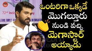 Ramcharan Special  Inspiration Speech On Independence Day Accept Your Failures