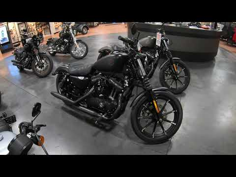 2021 Harley-Davidson Sportster Iron 883 XL883N