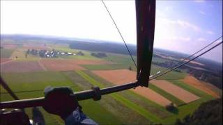 preview picture of video 'Trike-Flug Starnberger See 04.08.2011'
