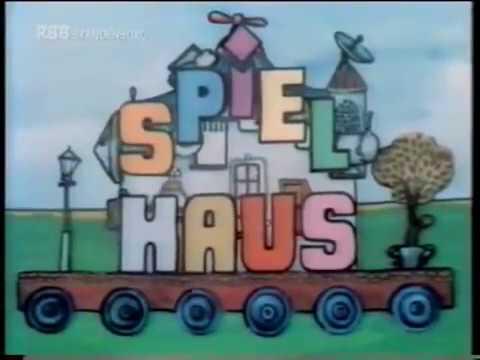 Das Spielhaus  -  Ausflug mit Maulwurf Fridolin (DDR Kinderfernsehen)