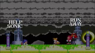 Sonic exe: Nightmare Beginning ALL THE BEST ENDING