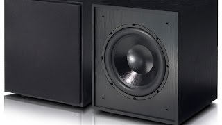Best Powered Subwoofers 2017