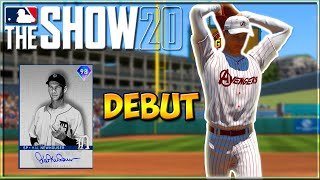 98 Hal Newhouser SIGNATURE SERIES DEBUT! DIVISION SERIES GAME! (MLB The Show 20 Diamond Dynasty)