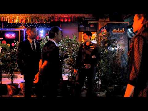 Only God Forgives Clip 'Wanna Fight?'