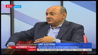 KTN Business Today : ERP Systems - A look at how systems made for light work September 21, 2016