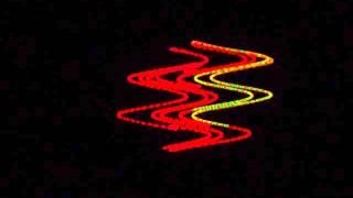 Aqua - Calling You (Laser Show)