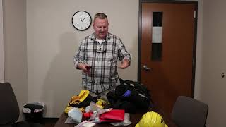 May Monthly Training Video: Wildland Pack Dump