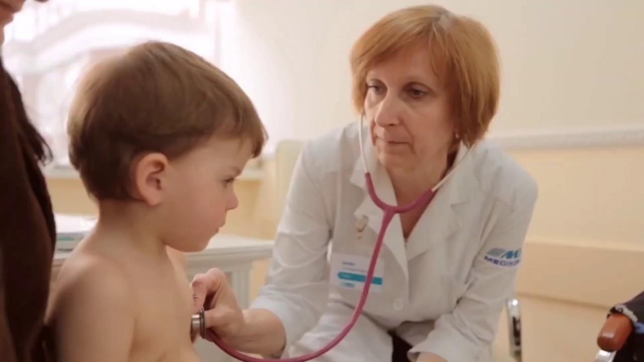 профосмотр школу и детский сад видео