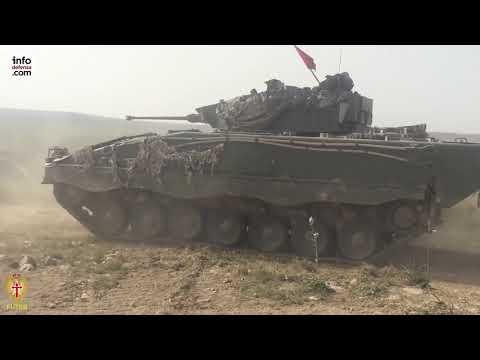 Grupo JPG mantendrá los blindados Pizarro del Ejército por nueve millones