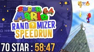 Super Mario 64: Randomizer - Part 1: BEST RANDOMIZER YET??? - Thủ