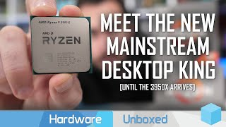 AMD Ryzen 9 3900X & Ryzen 7 3700X Review, Zen 2 Has Arrived!