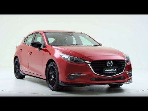 Mazda3 Choose Hatchback Or Sedan