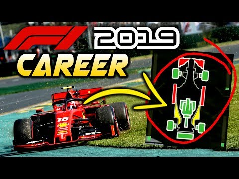 F1 2019 Game | 8 THINGS THAT I WANT TO SEE IN F1 2019 CAREER MODE