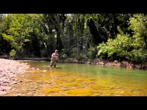 La pesca sul lago lisichkino Mari El