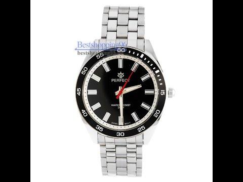 Видео обзор мужских часов PERFECT P025-1445