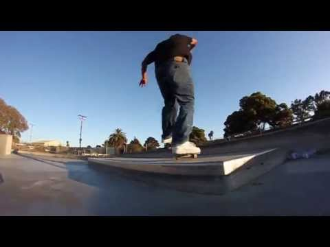 Westpark is the best park  Homies Shredding Ventura,CA