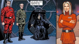 The Special Red Uniformed Imperial Officers and Their True Power in the Empire [Legends]