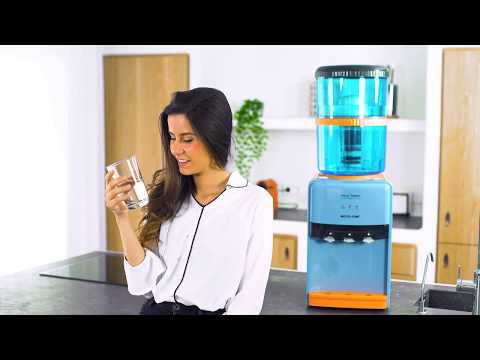 ECO-DE® Dispensador de Agua Aqua Tower Plus Eco-DE (no Incluye Filter Tower ni filtros) ECO-3190