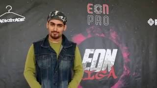 Eon Liga #1- Omen a.k.a Ramon VS Neocortex a.k.a Set The Strange Boy