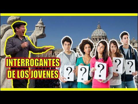 INTERROGANTES DE LOS JÓVENES - P LUIS TORO