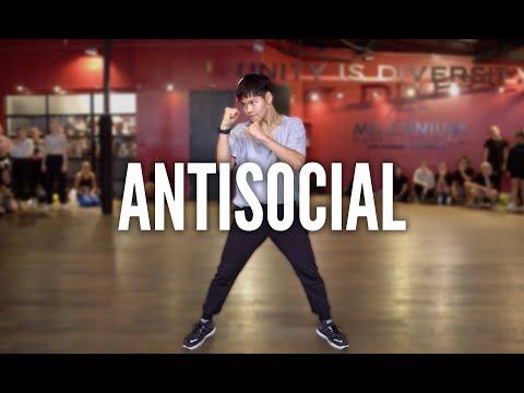 ED SHEERAN & TRAVIS SCOTT - Antisocial   Kyle Hanagami Choreography