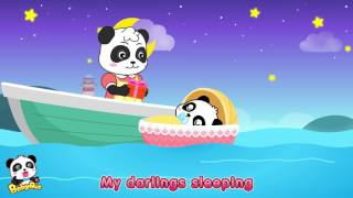 ❤ Lullaby And Goodnight  | Nursery Rhymes | Kids Songs | Kids Cartoon | BabyBus