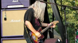DINOSAUR JR i don't wanna go there CENTRAL PARK SummerStage NYC 08.16.09