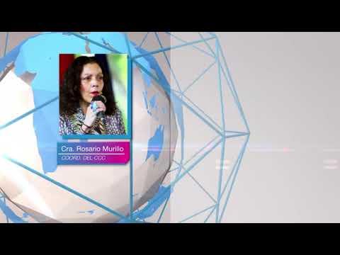 Compañera Rosario Murillo | 22 de Junio 2021
