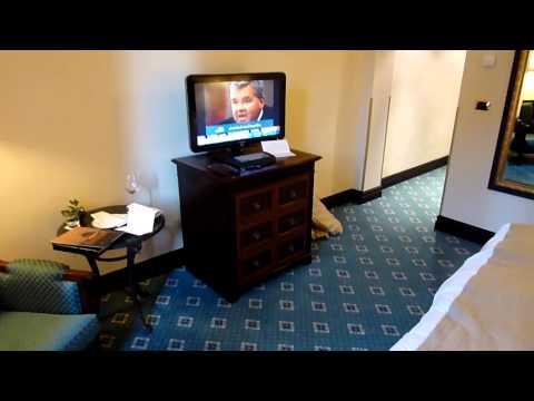 Intercontinental De La Ville Hotel Rome Italy Room 543