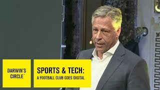 Sports & Tech: A Football Club Goes Digital | Stefan Mennerich