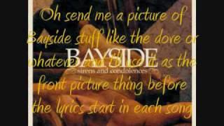 A Synonym for Acquiesce lyrics video