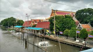 Lat Krabang Thailand - White Buddha - Serene Place To Visit