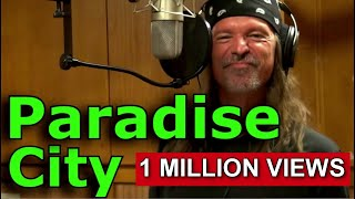 How To Sing Axl Rose - cover - Paradise City - Guns n Roses - Ken Tamplin Vocal Academy