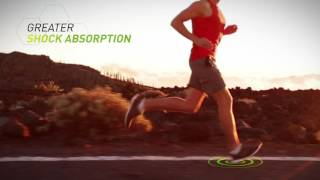 Enertor advanced technology insoles to help reduce injuries