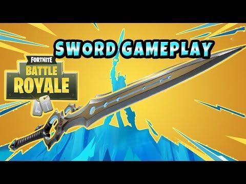 New Fortnite Sword Event Leaked Bigger Than Thanos Ltm Sword