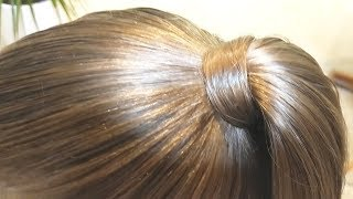 Rubber Band Se Hair Bun Free Video Search Site Findclip
